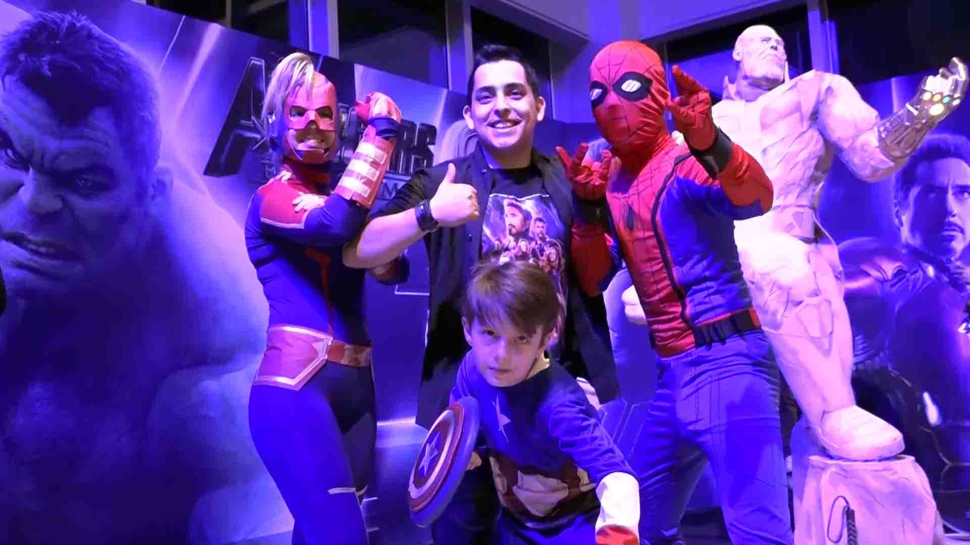 Imax: sigue en cartelera The Avangers