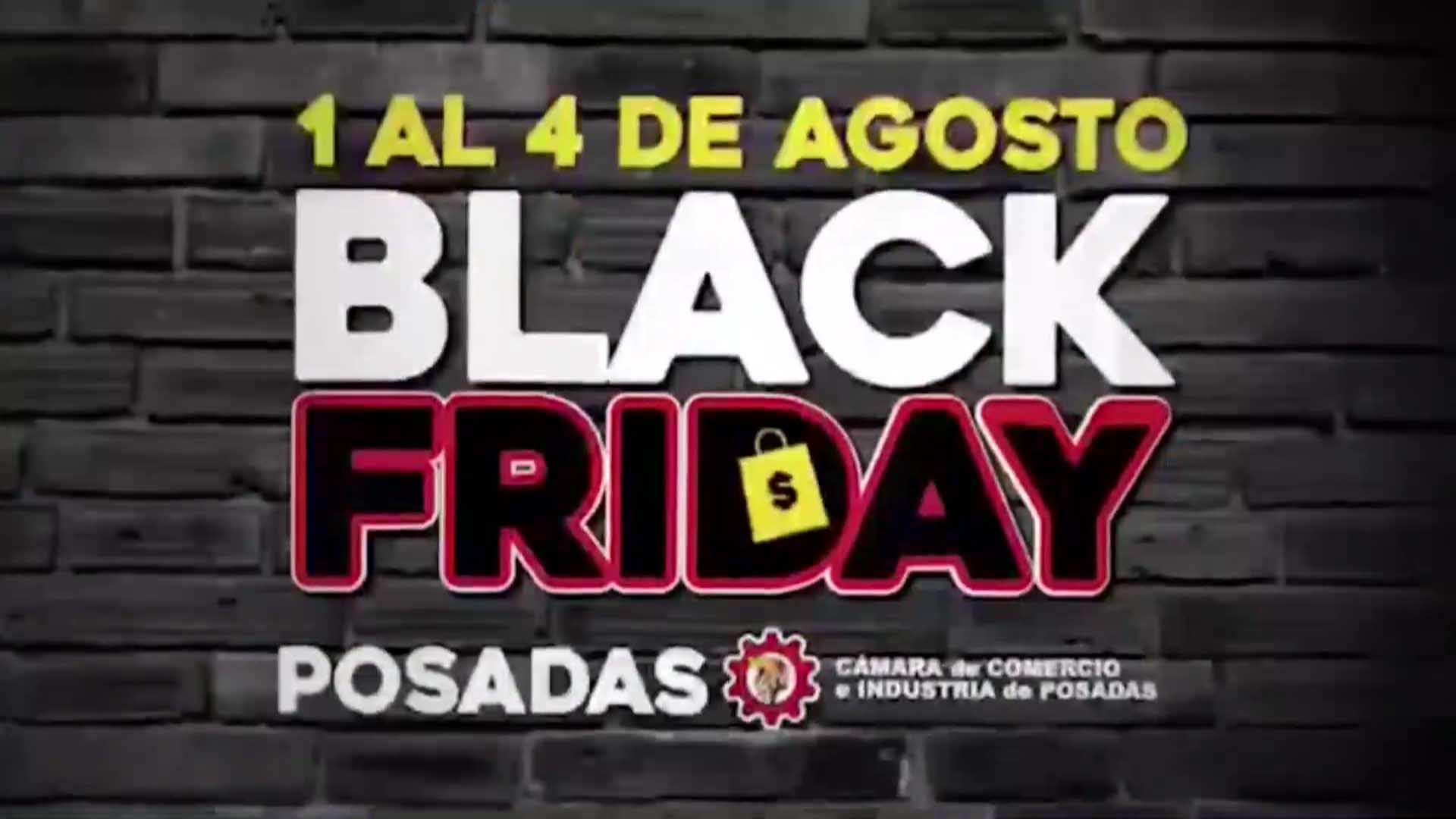 Black Friday Posadas: el IPLyC propone shows de artistas locales
